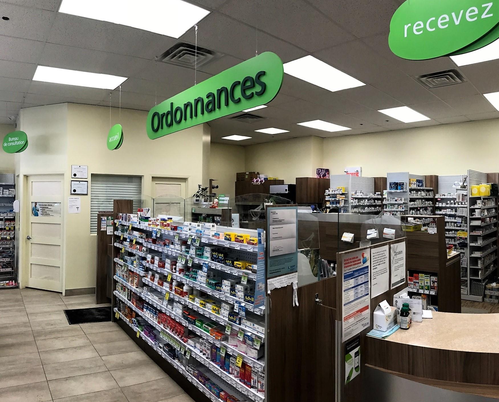 Docteur Du Pare Brise >> Belmon Construction – Pharmacie Proxim Cartierville, Montréal